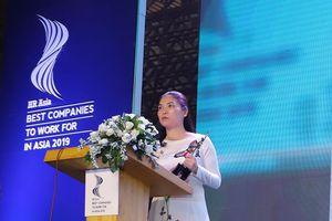 Sun Group được vinh danh là doanh nghiệp có môi trường làm việc tốt nhất châu Á