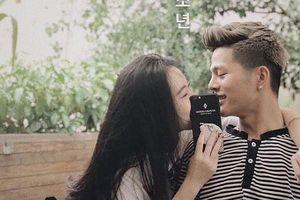 Quang Anh công khai bạn gái xinh như hot girl, dân mạng rủ nhau truy lùng danh tính