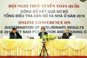 Dân số Việt Nam hiện ở mức 96,2 triệu người
