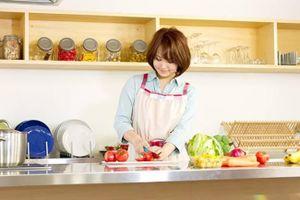 Muốn giữ dáng chuẩn hãy nấu ăn ở nhà