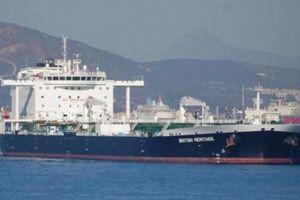 Iran chặn tàu chở dầu Anh