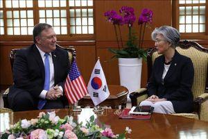 Ngoại trưởng Hàn - Mỹ điện đàm về các vấn đề nóng