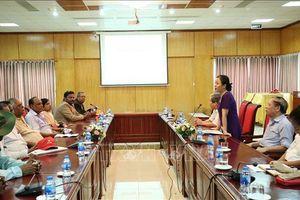 Thúc đẩy các chương trình giao lưu, hữu nghị Việt Nam - Ấn Độ