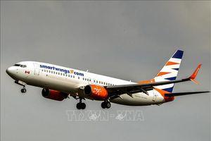 Máy bay Boeing chở 160 người phải hạ cánh khẩn cấp vì sự cố