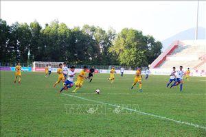Thanh Hóa vô địch Giải bóng đá Vô địch U17 Quốc gia - Next Media 2019