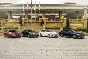 Bộ ba Mercedes-Benz E-Class 2019 đổ bộ thị trường Việt: Động cơ cải tiến mạnh mẽ