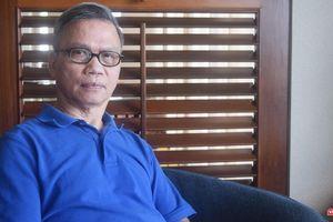 Tiến sĩ Nguyễn Hữu Liêm – Tự hào là 'Triết gia nhà quê'