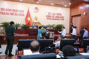 Ông Nguyễn Bá Cảnh chính thức thôi làm đại biểu HĐND TP Đà Nẵng