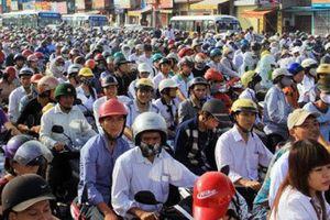 Dân số Việt Nam đạt 96 triệu, đông thứ 3 Đông Nam Á, thứ 15 thế giới