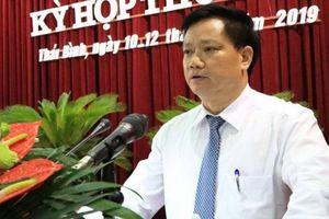 Thái Bình có tân Phó chủ tịch tỉnh