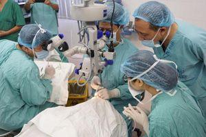 Huế: Ghép giác mạc thành công cho 2 bệnh nhân từ người hiến tặng đã mất