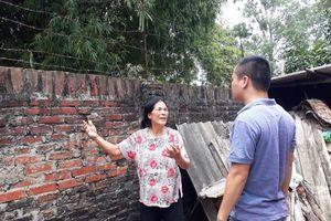 Bắc Ninh: 17 năm không giải quyết xong 15m2 đất cho dân
