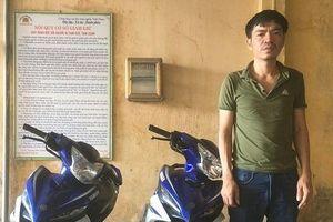 Hà Tĩnh: Khởi tố 2 đối tượng chuyên hành nghề trộm cắp
