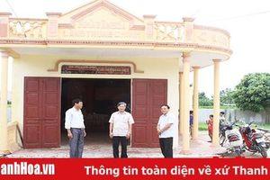 Đảng bộ huyện Nga Sơn: Nêu cao vai trò của chi bộ khu dân cư
