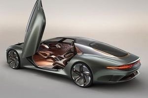 Bentley EXP 100 GT - Grand Tourer siêu sang của Bentley trong tương lai