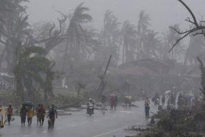 Miền bắc Hy Lạp: Số người chết tăng mạnh do cơn bão lớn gây ra