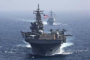 Mỹ kêu gọi đồng minh điều tàu tới Vùng Vịnh, áp sát Iran