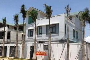 Khởi tố vụ án xảy ra tại dự án khu biệt thự Thanh Bình