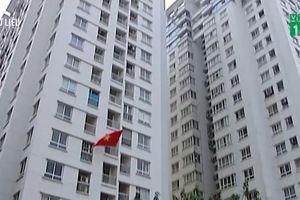 Đề xuất cho doanh nghiệp thu phí lắp đặt thang máy, PCCC ở chung cư