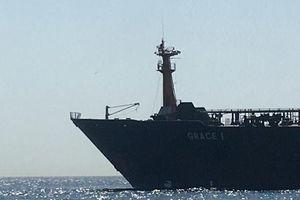Iran cảnh báo Anh và Mỹ sẽ hối hận khi bắt giữ tàu chở dầu