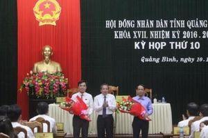 Hội đồng nhân dân tỉnh Quảng Bình bầu bổ sung thêm Phó Chủ tịch