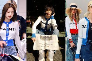 Item 'hot hit' hơn 60 triệu của Chanel khiến Jennie (BLACKPINK), Châu Bùi và loạt sao đụng hàng 'điên đảo'