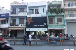 Bắt thanh niên nghi dùng súng cướp ngân hàng Bắc Á TP.HCM