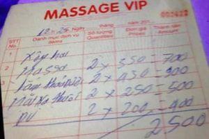 Cảnh giác với những quán massage phục vụ 'từ A - Z'