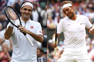 Federer đối đầu Nadal: Ngả mũ trước 'người không tuổi'