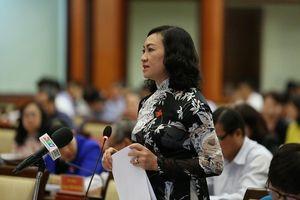 Bà Phan Thị Thắng được giới thiệu làm Phó Chủ tịch HĐND TP.HCM