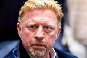 Bán sạch, huyền thoại Boris Becker vẫn không đủ tiền trả nợ