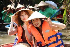Khách du lịch Hàn Quốc đến Việt Nam đạt khoảng hơn 2 triệu lượt 6 tháng đầu năm
