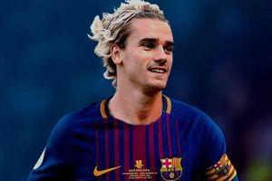 Barca hoàn tất bước cuối cùng để đón Griezmann