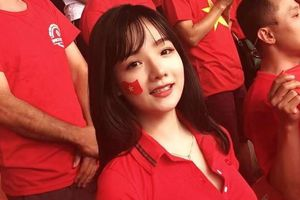 Nữ cổ động viên xinh đẹp từng được đài SBS phỏng vấn sắp lên xe hoa