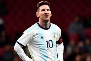 Messi nhận danh hiệu nhờ đóng góp tại Copa America