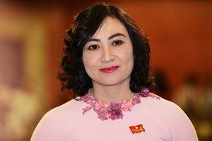 Bà Phan Thị Thắng được bầu làm Phó chủ tịch HĐND TP.HCM