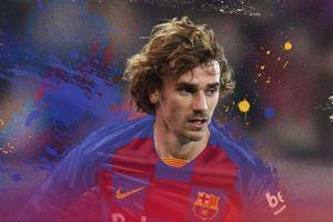 Barca chiêu mộ Griezmann, kèm điều khoản giải phóng cao hơn Messi