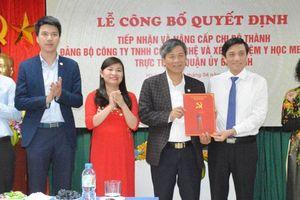 Phát triển Đảng trong doanh nghiệp ngoài Nhà nước: Không vì số lượng mà bỏ qua chất lượng