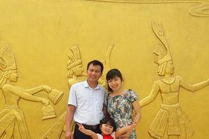 Để gia đình thêm hạnh phúc, ấm áp yêu thương