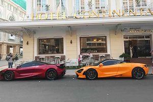 McLaren 720S hơn 18 tỷ của Cường Đô la 'bát phố' Sài Gòn