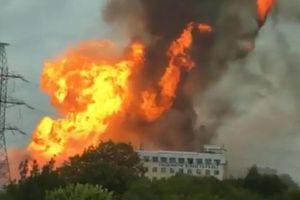 Nga: Cháy lớn ở nhà máy nhiệt điện, 14 người thương vong