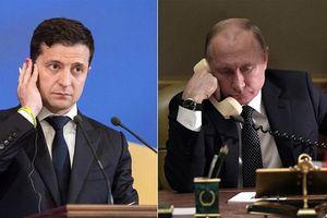 Hé lộ nội dung cuộc điện đàm đầu tiền giữa Tổng thống Putin và tân Tổng thống Ukraine