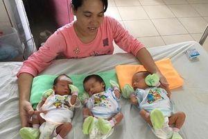 Sản phụ mang tam thai 'vượt cạn' thành công với 2 bé gái, 1 bé trai