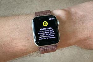Lỗi bảo mật của Apple Watch buộc Apple tạm tắt tính năng Walkie-Talkie