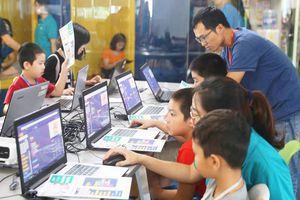 Học viện công nghệ Teky cho trẻ nhỏ mở rộng cơ sở giảng dạy