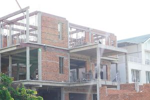 Khởi tố vụ cầm cố ngân hàng dự án khu biệt thự Thanh Bình