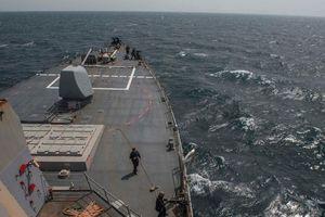 Mỹ yêu cầu Nhật, Hàn đưa quân đến tuần tra eo biển Hormuz