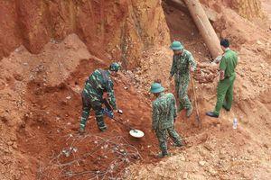 Tháo gỡ thành công 80 quả đạn cối dưới chân đèo Bảo Lộc