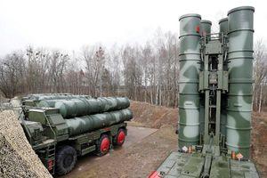 Thổ Nhĩ Kỳ đã nhận lô S-400 đầu tiên từ Nga