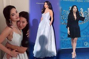 Hậu ly hôn, Song Hye Kyo khoe nhan sắc đỉnh cao ở Monaco